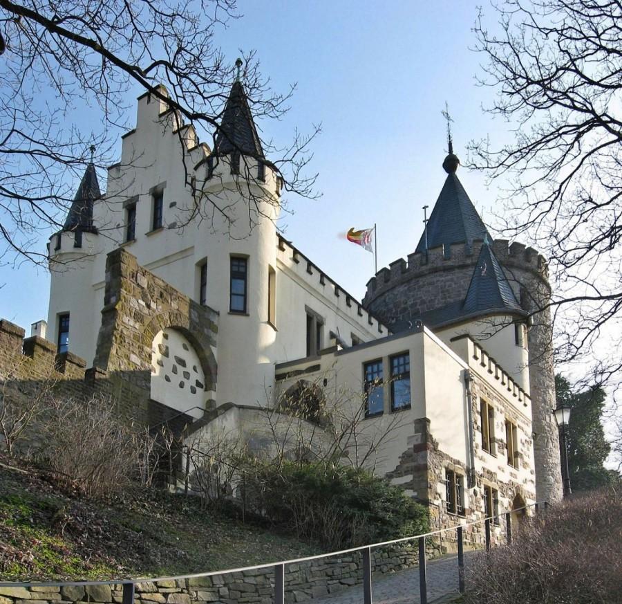 Bild: Burg Rode